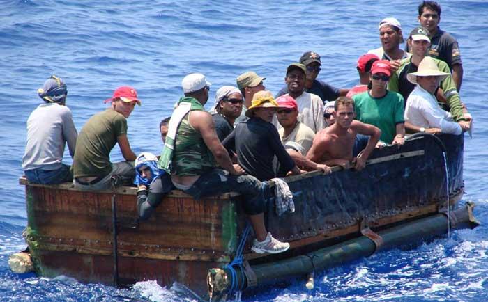 Photo of Dan a conocer el número de Cubanos que ingresaron por mar este año a EE.UU.