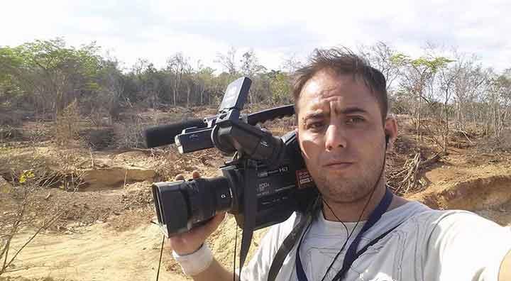 Photo of Piden a autoridades venezolanas identificar a los secuestradores del periodista Jesús Medina