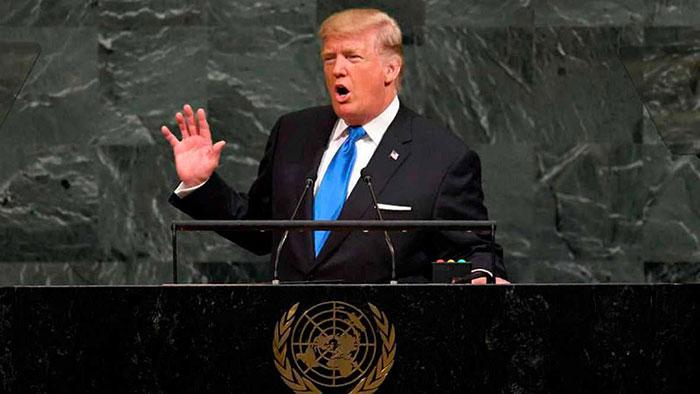 Photo of EE.UU. anunció su retiro del Pacto Mundial de la ONU relacionado con la protección de migrantes
