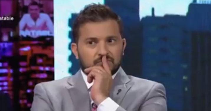 Photo of Brancatelli se enteró en vivo de una noticia que lo dejó mudo