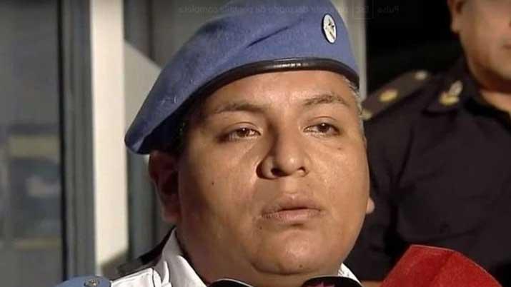 Photo of Tristísima noticia para el policía Luis Chocobar