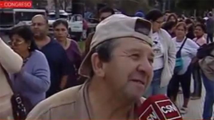 Photo of La entrevista en el Panazo, que les salió mal a los de C5N