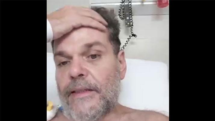 Photo of Alfredo Casero internado mandó un duro mensaje a los actores K