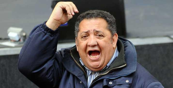 Photo of D'elia como loco porque le rompieron lo que más le duele