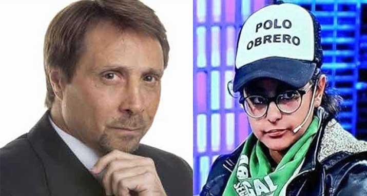 Photo of Feinmann destrozó a la piquetera que habla de hambre y veranea en Brasil