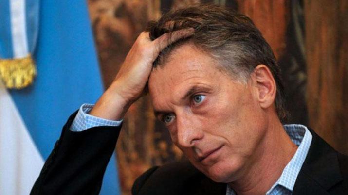 FMI macri preocupado