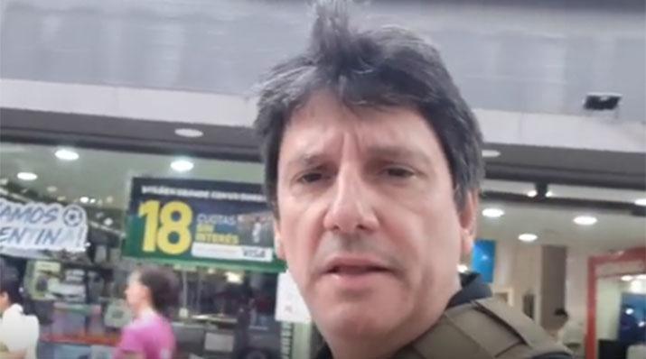 Photo of Papelón de periodista K que quiso sembrar miedo con el cierre de locales