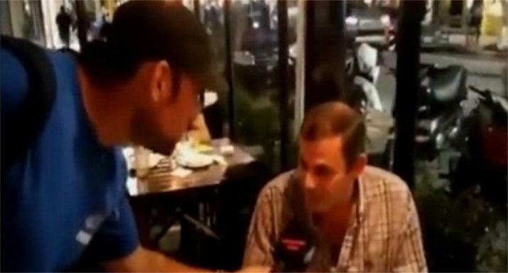Photo of Notero Kirchnerista se lleva el chasco de su vida con entrevistado