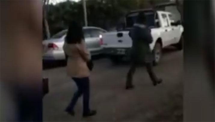 Photo of El video del paro de maestros que todos debemos condenar