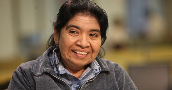 Photo of Margarita Barrientos se dio vuelta como una media