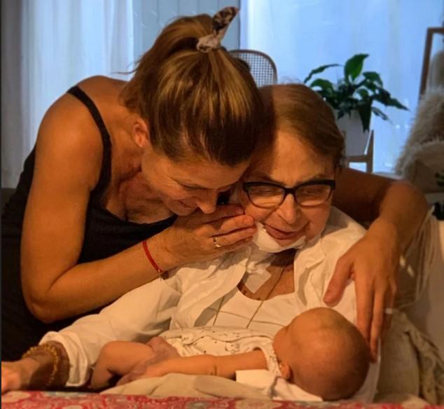 eugenia tobal y su madre completa