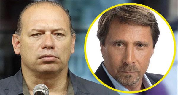 Photo of Berni dijo la posta sobre los delincuentes y Feinmann lo felicitó