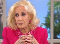 mirtha legrand condolencias destacada