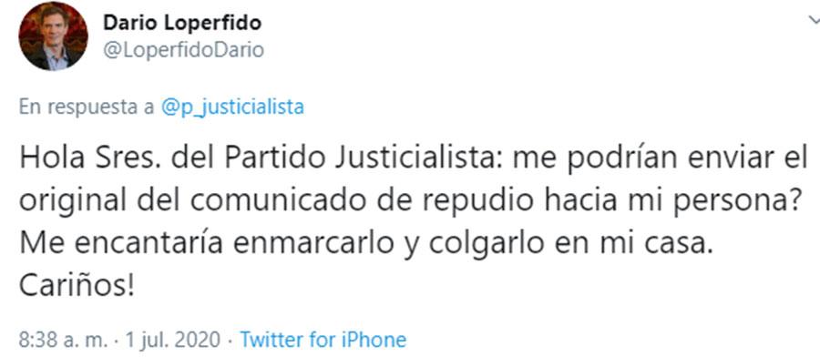 dario-loperfido-tuit-justicialistmo-colgarlo-completo