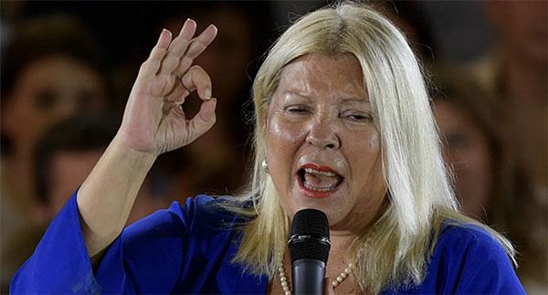 Photo of Lilita Carrió regresa a la política