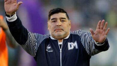 Photo of Papelón del hombre que propuso que una calle se llame Maradona