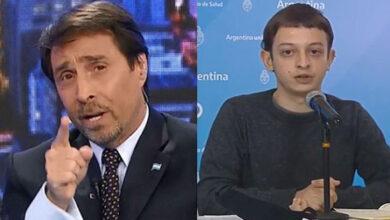 """Photo of Feinmann reveló el sueldo del funcionario que dice """"les pibis"""""""