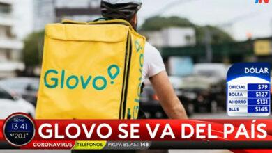 Photo of Se acabó todo para la empresa Glovo