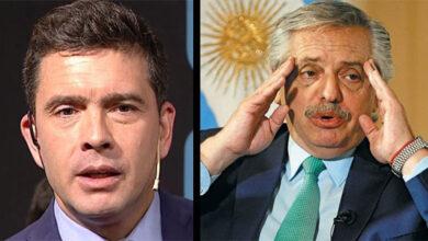 Photo of Con altura, Pablo Rossi destrozó a Alberto Fernández