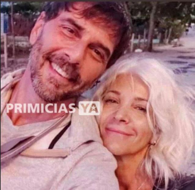 juan-darthes-y-su-esposa-felices-en-brasil