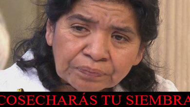 """Photo of Margarita Barrientos: """"Macri no me llamó nunca más"""""""