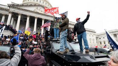 Photo of Dicen que hay un golpe de estado en los Estados Unidos