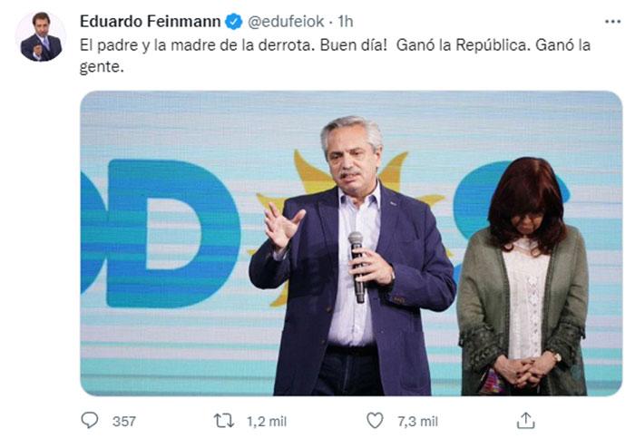 eduardo-feinmann-tuit-sobre-padre-y-madre-derrota-completa
